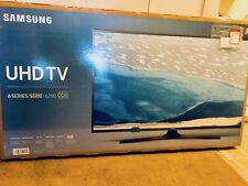 "NEW Samsung UN65KU6290 - 65"" - LED-Smart - 4K Ultra HD TV + 5yr PROTECTION PLAN"