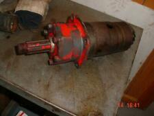 Original Massey Harris 44 33 Tractor Working Belt Pulley Drive Mh 33 44