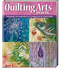 The Quilting Arts Book (pb) Patricia Bolton - quilting techniques & inspiration