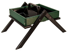 Jcs Wildlife Medium Green Tray Ground Bird Feeder