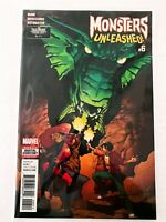 MONSTERS UNLEASHED #6A MARVEL COMICS 2017 NM+