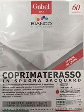 Coprimaterasso in Spugna Jacquard GABEL Una piazza e mezza 125x200 cm