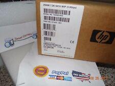 "571232- B21 HP 250GB 3G 7200 RPM SATA 3.5"" MDL NON HOT PLUG HARD DRIVE"