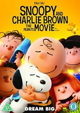 Snoopy And Charlie Brown The Peanuts Movie [DVD] [2015] excl pencil topper inc