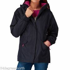 Joules Keswick Autumn Ladies 3 in 1 Jacket Marine Navy Uk16 16