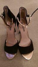 Lovely Boohoo high heel sandals