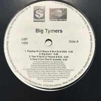 Big Tymers How You Luv That LP Vinyl Record Rare Promo Vol 2 Cash Money Hip Hop