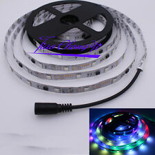5M WS2811 IC 5050 Horse Race RGB Full color 150LEDs Flexible strip DC12V IP20