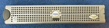 Dell 03NHR PowerEdge 2550 Metal Faceplate Bezel No Key