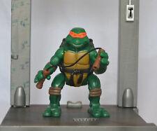 Vintage Teenage Mutant Ninja Turtles Figura-Miguel Ángel-Mikey