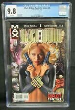 Black Widow: Pale Little Spider #2 (2002) Greg Horn Cover CGC 9.8 CE002