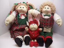 Vintage Cabbage Patch Kids Christmas Edition 1985 ~  Xavier Roberts