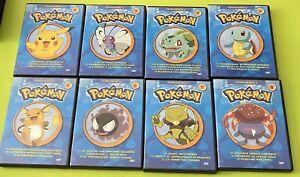 Pokemon Dvd Coleccion Completa Primera Temporada