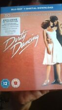 Dirty Dancing  - 30th Ann. Collector's Edition [Blu-ray] Poster Artcards  NEW!!!