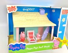 *BRAND NEW IN BOX* PEPPA PIG SURF SHACK Australian Limited Edition George 5% OFF