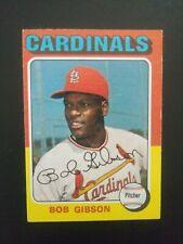 1975 Topps ST LOUIS CARDINALS Complete TEAM Set BOB GIBSON Lou BROCK Hernandez R