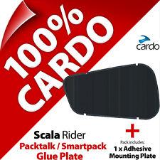Cardo Scala Rider Ricambio Sostituzione Colla Piastra per Packtalk/Smartpack