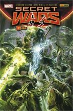 SECRET WARS N° 6 (DI 9)  - MARVEL MINISERIE 169/2016 PANINI COMICS -NU4