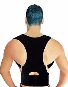 NEW Posture Corrector Shoulder Back Waist Support Belt Vest Brace UNISEX