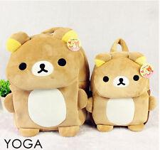 rilakkuma cute kawaii backpack korean bear imported