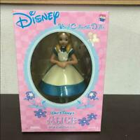 MEDICOM TOY Disney VCD Alice in Wonderland Figure Japan Free Shipping Used Rare