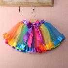 Hot Sale Toddler Kids Girls Party Ballet Dance Wear Tutu Skirt Dress Costume