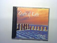 State of Kate CD - One 2008 Mint