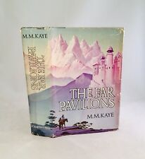 The Far Pavilions-M. M. Kaye-TRUE First U.S. Edition/1st Printing!!-1978-RARE!!