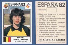 Verzamelingen figurina recuperata * ESPANA 82 Squadra Team HONDURAS CALCIATORI PANINI SCEGLI Verzamelkaarten, ruilkaarten