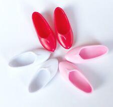 3 Pares De Zapatos Nuevos Para Poppy Parker, Barbie Y Blythe 1/6