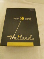 HEILAND BOX AND INSTRUCTIONS ONLY FOR SIDE -MITE FLASH UNIT BX-AA