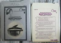 Josef Lhevinne Keyboard Immortal Series 8 Track Tape Superscope