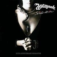 WHITESNAKE - SLIDE IT IN (US MIX) (2019 REMASTER) 35TH ANNIVERSARY  CD NEU