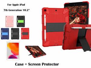 Heavy Duty Shock Proof Case For Apple iPad 7th Generation 10.2-inch