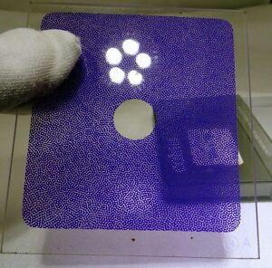 Cokin A64 Center Spot Purple Creative Lens Filter - worldwide