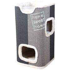 Trixie Cat torre Jorge 78cm Antracita/gris claro / gris