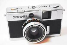 Olympus PEN EED 35mm Half Frame Camera /F.Zuiko 32mm F1.7 [As-is]