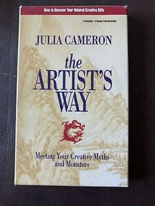 Reflections on the Artist's Way by Julia Cameron (1993, Cassette, Unabridged)