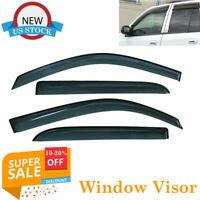 Vent Shade Window Visor 4DR For Nissan Altima 02-06 2002-2005 2006 2.5 S 2.5 SL