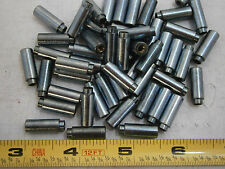 """Unicorp Ss364-1C-21 1/4"""" Round Swage Standoffs 6/32 Brass Zinc Lot of 25 #3649"""