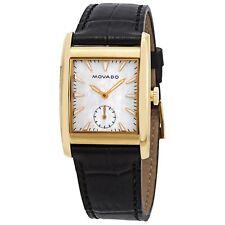 Movado 3650050 Women's Heritage White Quartz Watch