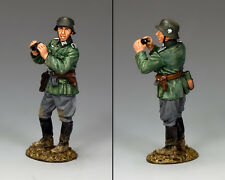 KING AND COUNTRY German Officer with Binoculars WW2 WH40 WH040