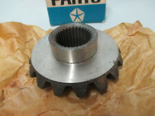 "Mopar NOS 1964-72 Plymouth Dodge Chrysler 8 3/4"" Differential Side Gear 2404203"