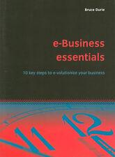 e-Business essentials ( 10 key steps ) NEU