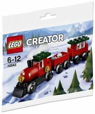 Lego Creator Christmas Train 30543 Polybag NEW
