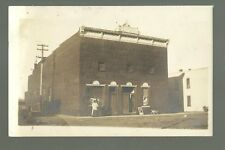 Belle Fourche SOUTH DAKOTA RP1907 PEARSON OPERA HOUSE Movie Theater nr Spearfish