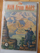 The Man From Mars by George McCready Price - Review and Herald 1930 1950 SDA