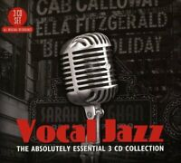 Vocal Jazz - the Absolutely Essential 3CD Collection