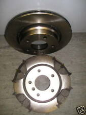 E46 BMW 320,325,328 VENTED REAR BRAKE DISCS AND PADS (294mm) NEW COATED DESIGN