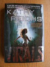 Kathy Reichs Virals 1st HC SIGNED & Dated